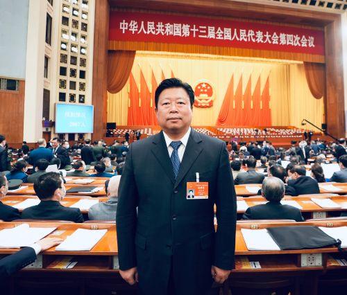 全国人大代表、陕西省汉中市委书记方红卫