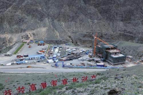 高標準高質量建設好奎屯河引水工程。