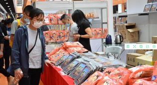 第六届中国(泉州) 海上丝绸之路国际品牌博览会开幕