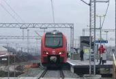 匈塞铁路塞尔维亚贝尔格莱德—旧帕佐瓦段左线全线建成通车