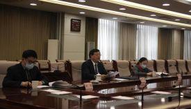 """國家發改委副主任胡祖才受邀出席""""香港在'十四五'戰略發展期的角色與機遇""""研討會"""