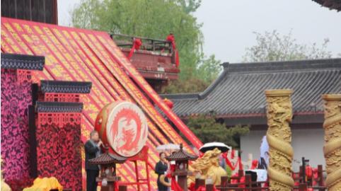 山东首届民俗喜庆文化论坛在潍坊举办