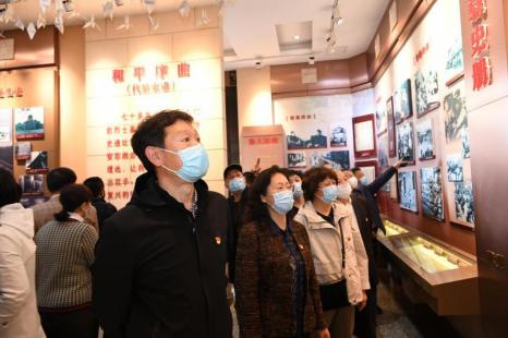山东省政府机关政务保障中心:红色基因赓续精神血脉