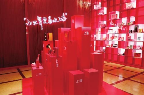 讓世界更喜歡  上海鮑筱蘭/攝
