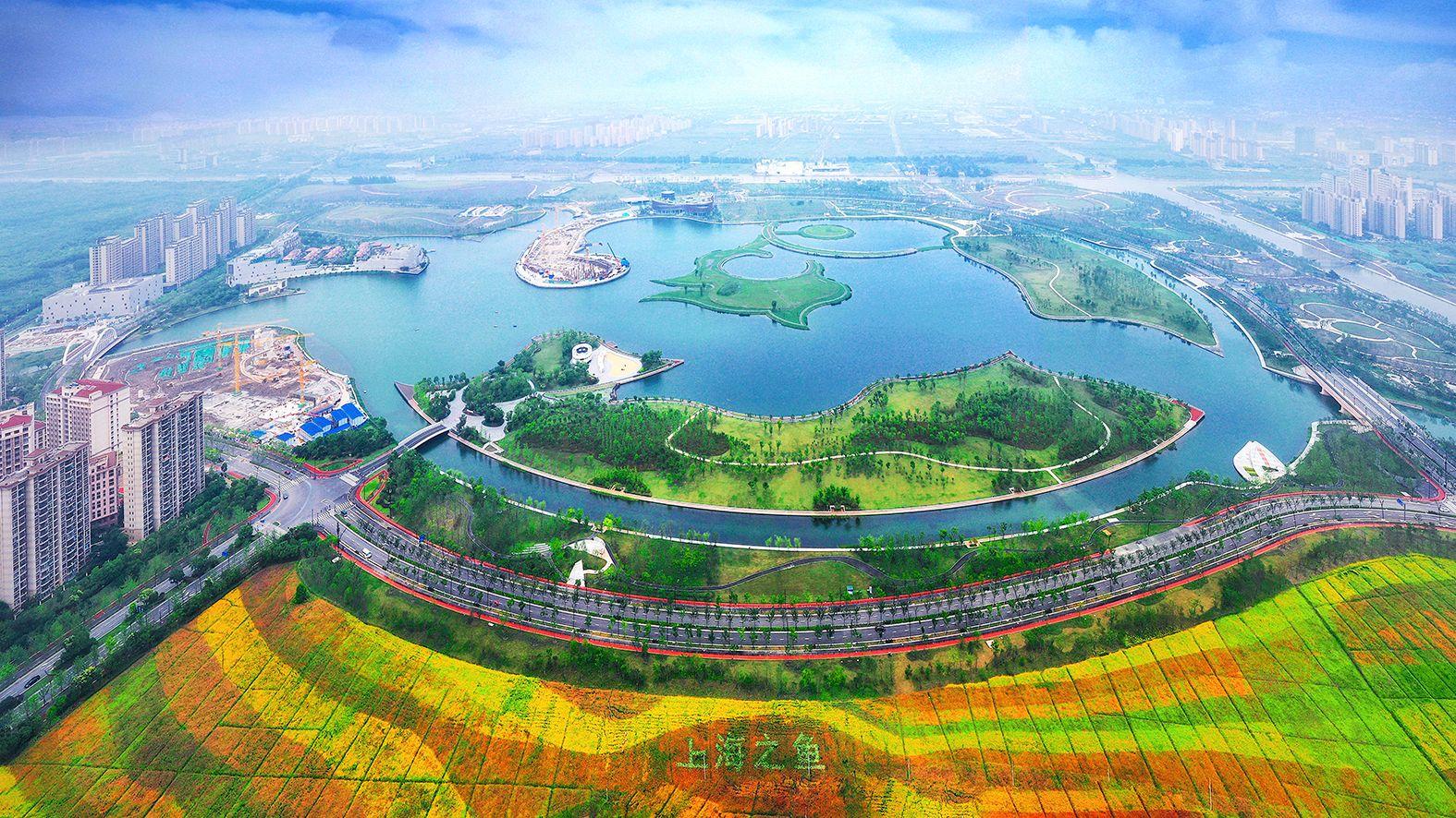 打造精致生活生态圈 知名房企共话地产为新城赋能