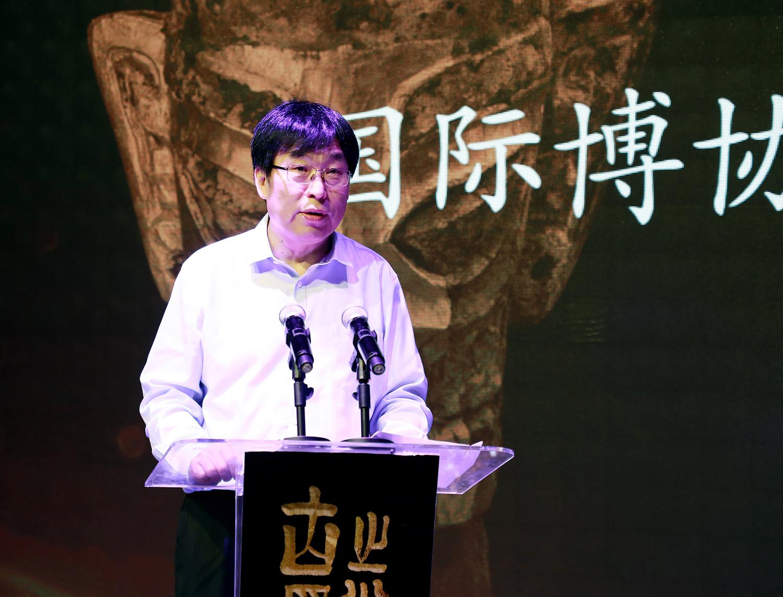 5、国际博协副主席、中国博协副理事长安来顺希望,通过此次展览,积极推动地区优质资源共享,为宣传和展示