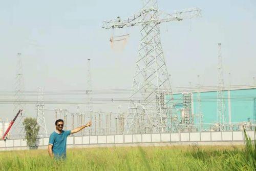 """瓦塞姆的""""小心愿"""":中巴经济走廊为巴基斯坦人民带来更多福祉"""
