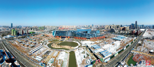 中国科学院量子信息与量子科技创新研究院。安徽省发展改革委 供图