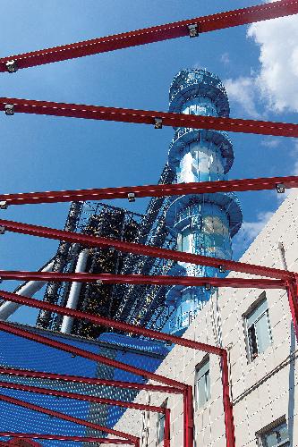 近年来,福建三钢集团围绕转型创新发展,打造共赢的钢铁产业生态圈。中国经济导报记者苗露 摄