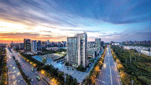位于安徽省合肥市的科大讯飞总部。