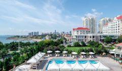 青岛海景花园大酒店以党建工作促融合发展