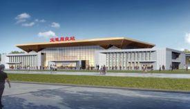 打造轨道上的京津冀:京滨高铁两座新站开工建设