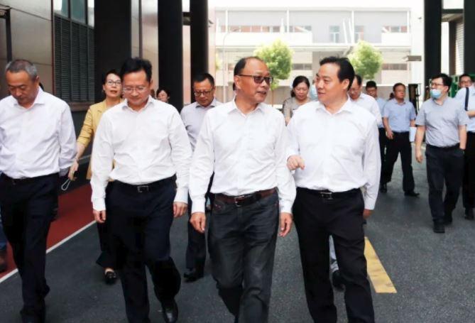 奉贤新城建设进度如何?上海市规划资源局来奉调研助力绘就发展新画卷