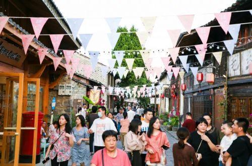 当艺术遇到山水美景:10月15日,这场艺术盛会将在古堰画乡举行